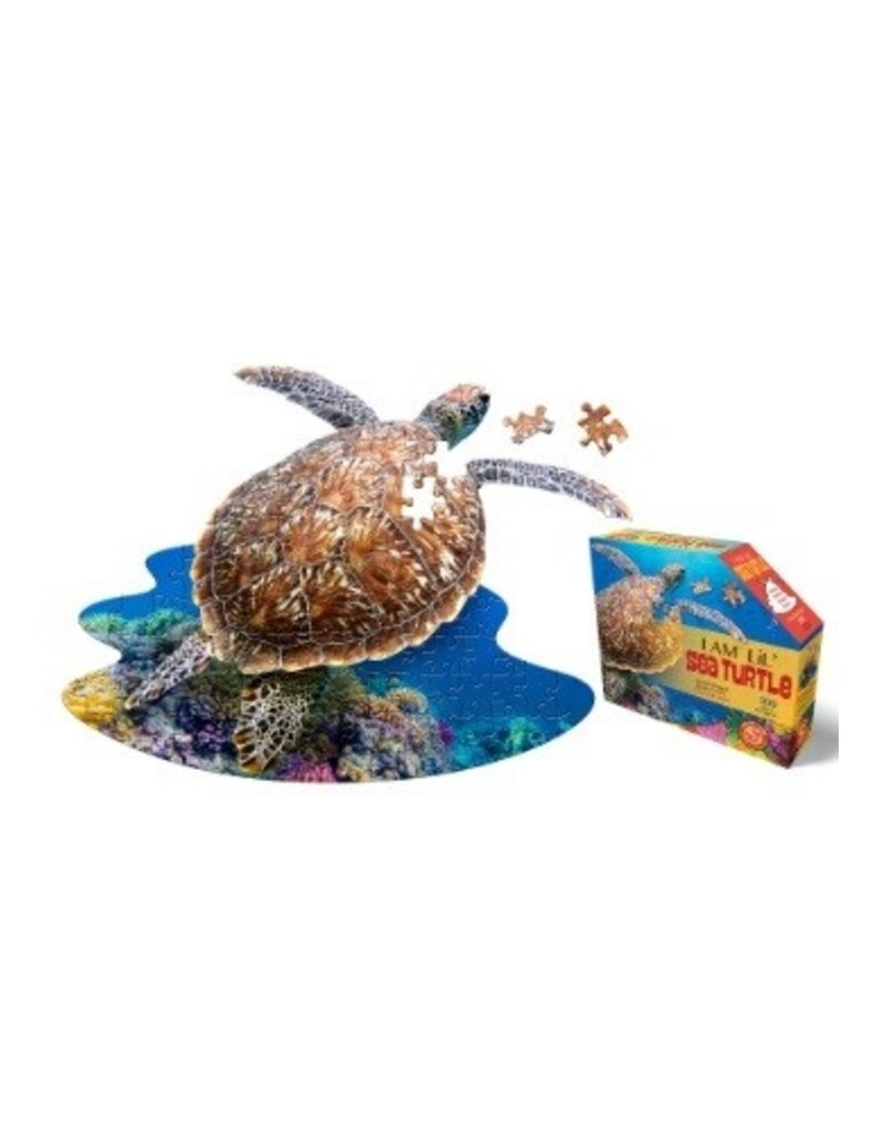 I Am Sea Turtle 100 pcs Puzzle