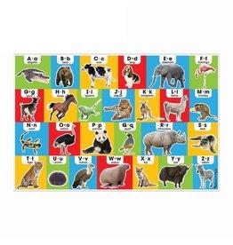 Animal Alphabet Floor Puzzle