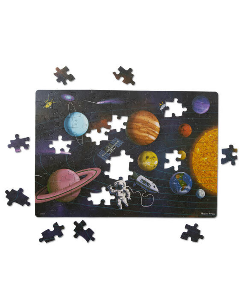 NP 100 pc Jigsaw Puzzle - Outer Space