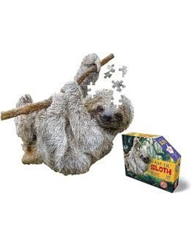 I am Lil Sloth Puzzle