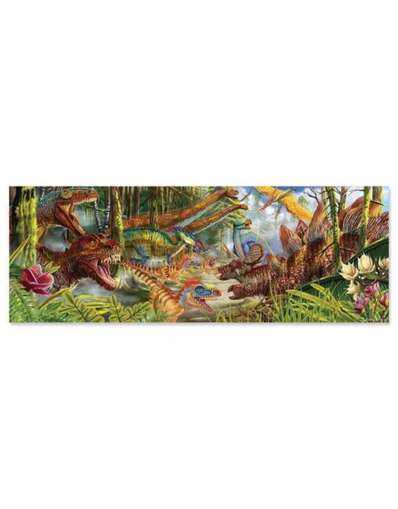 Dinosaur World Floor Puzzle (200 pc)