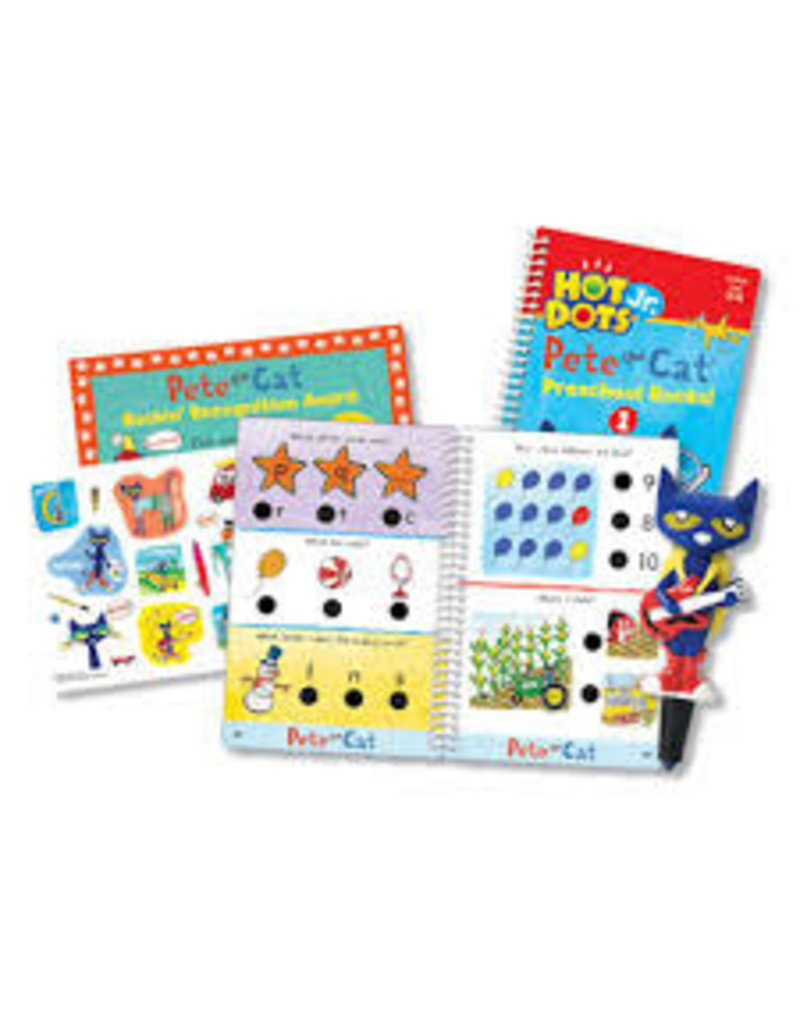 HD JR. PETE THE CAT PRESCHOOL ROCKS
