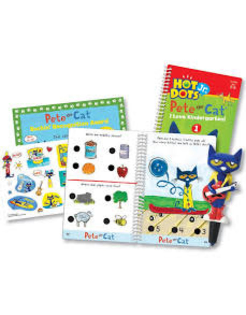 HD JR. PETE THE CAT I LOVE KINDERGARTEN