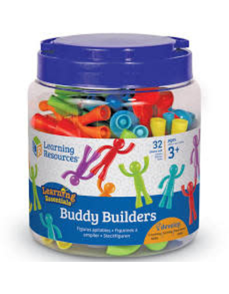 ALL ABOUT ME BUILDING BUDDIES