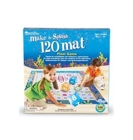 MAKE A SPLASH (TM) 120 MAT FLOOR GAME