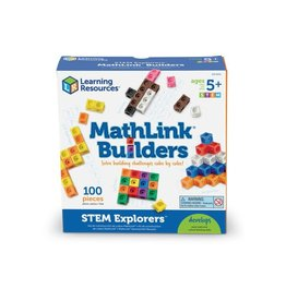 STEM Explorers MathLink Builders