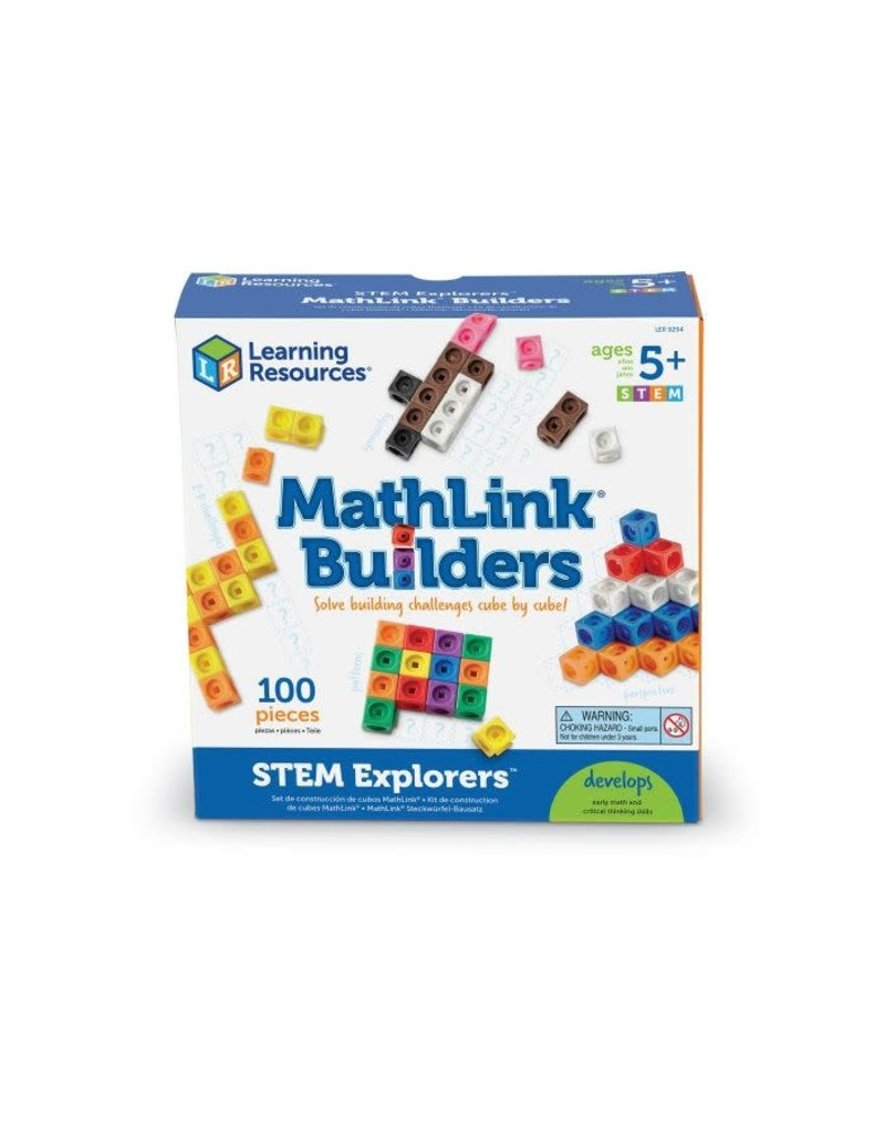 STEM Explorers MathLink Builders