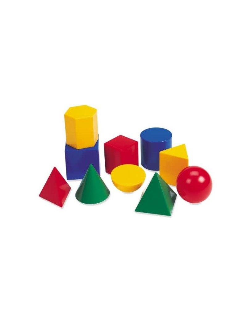 Geometric Shapes (10 pieces)