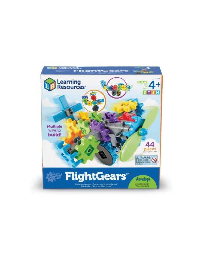 Gears! Gears! Gears! FlightGears