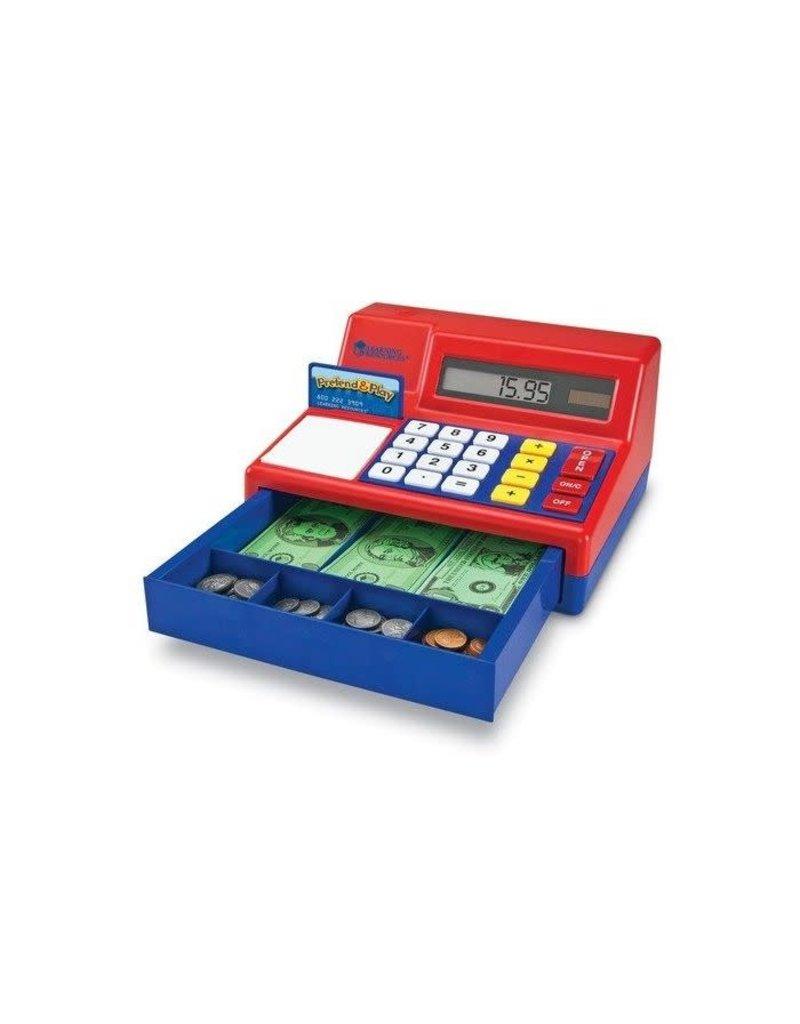 PRETEND & PLAY CALCULATOR CASH REG