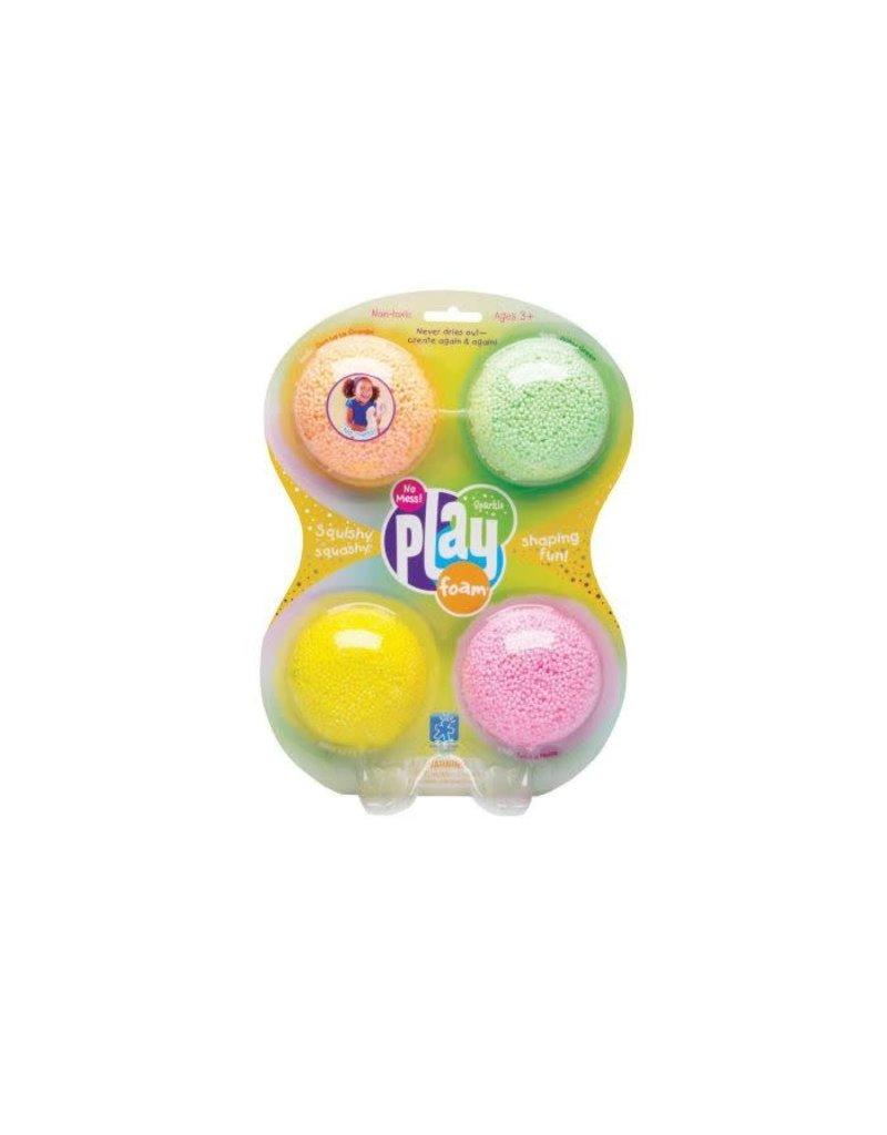 4 PACK SPARKLE PLAYFOAM