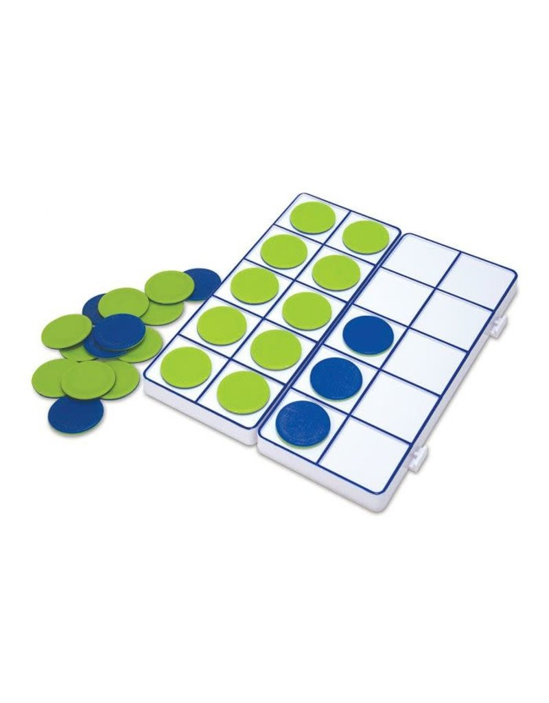 CONNECTING TEN-FRAME TRAYS