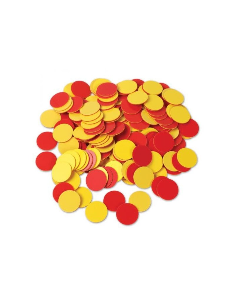 Red and Yellow Counters