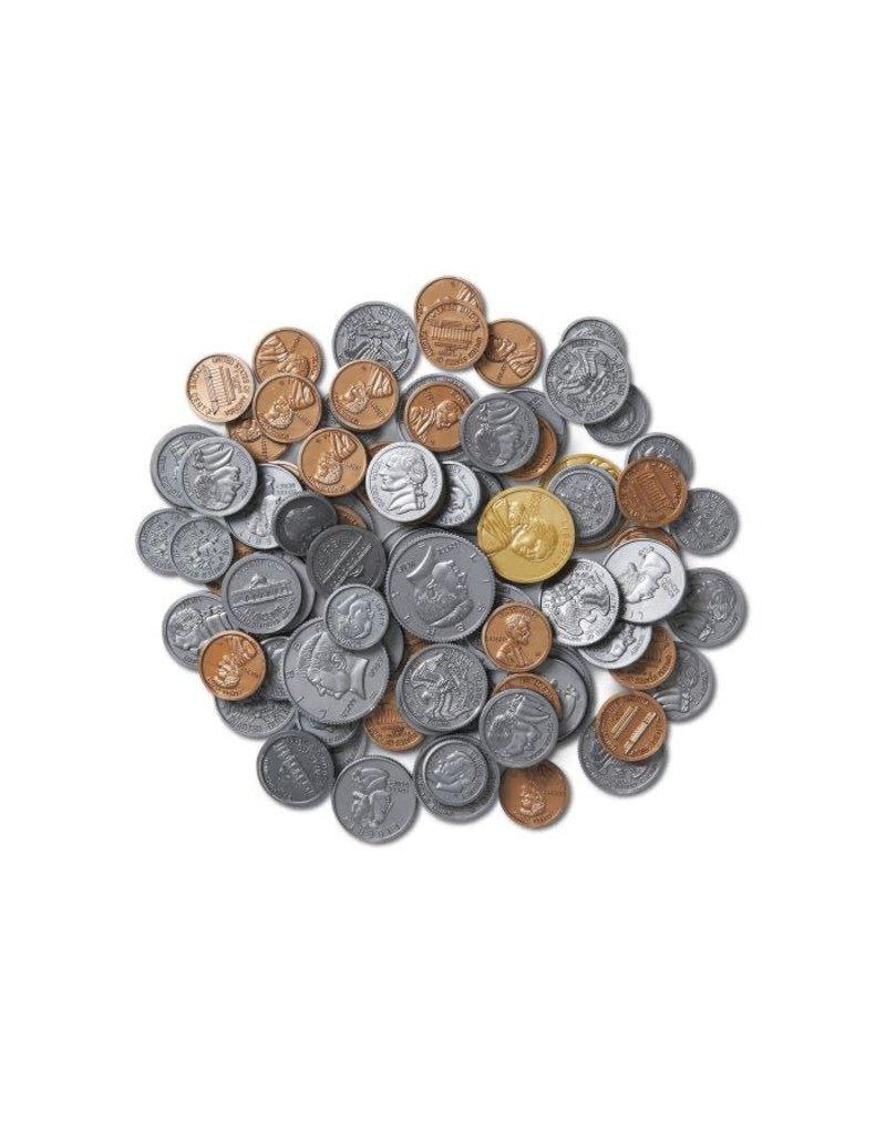 Actual-Size Coins