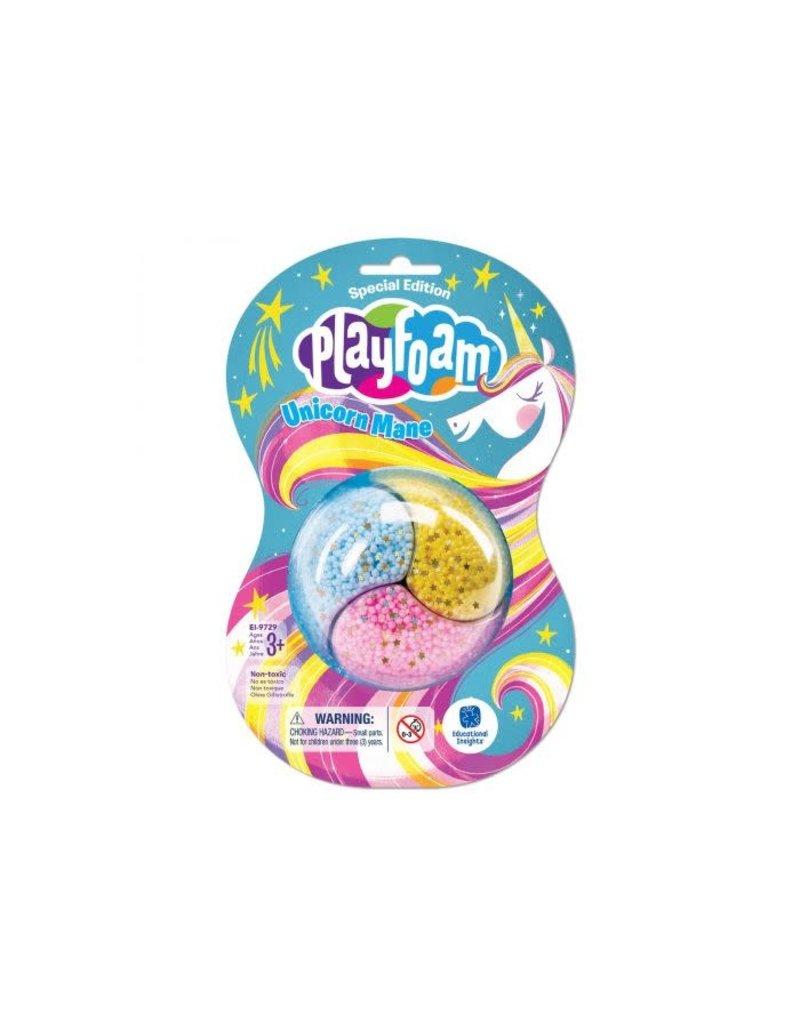 Playfoam Unicorn Mane