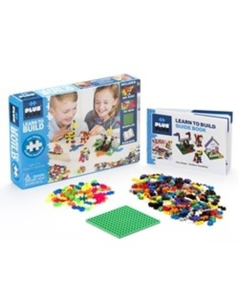 Plus-Plus Learn to Build-Basic