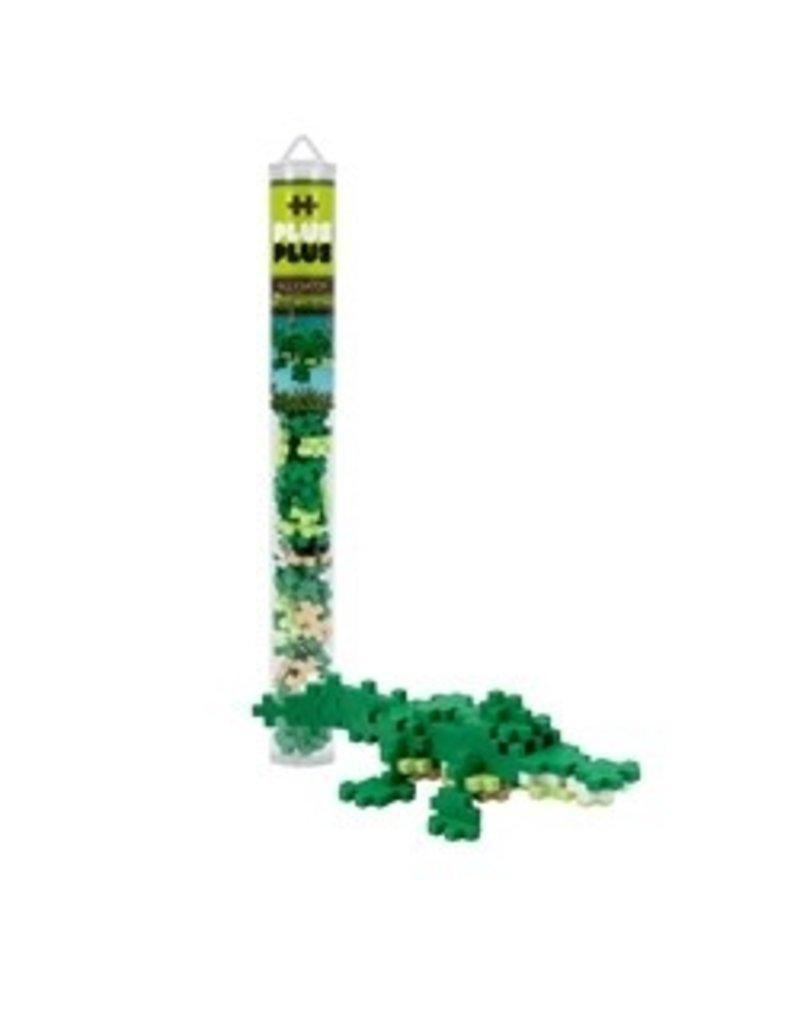 Plus-Plus Tube-Alligator