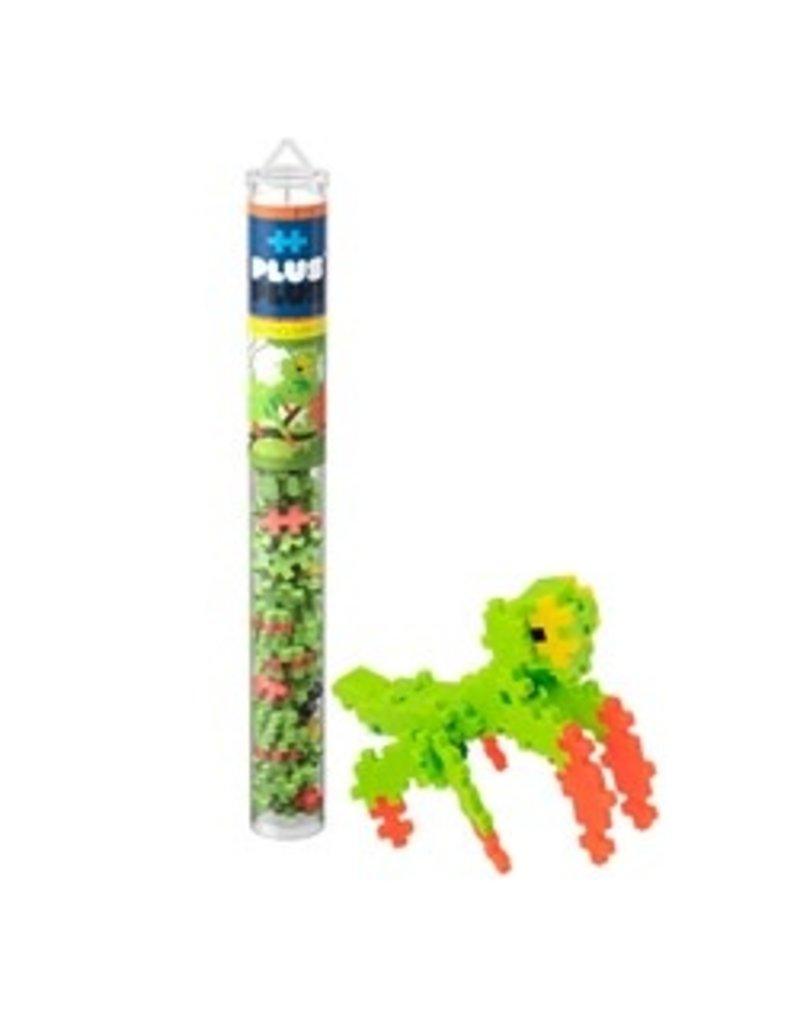 Plus-Plus Tube-Praying Mantis