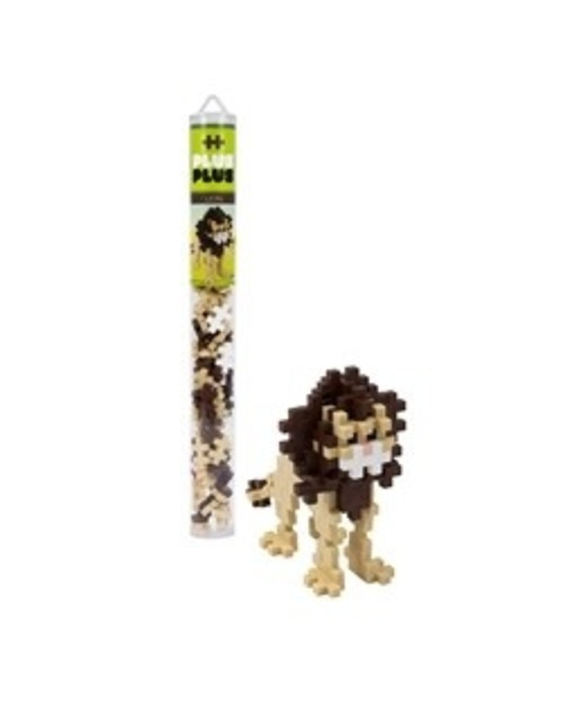 Plus-Plus Tube-Lion