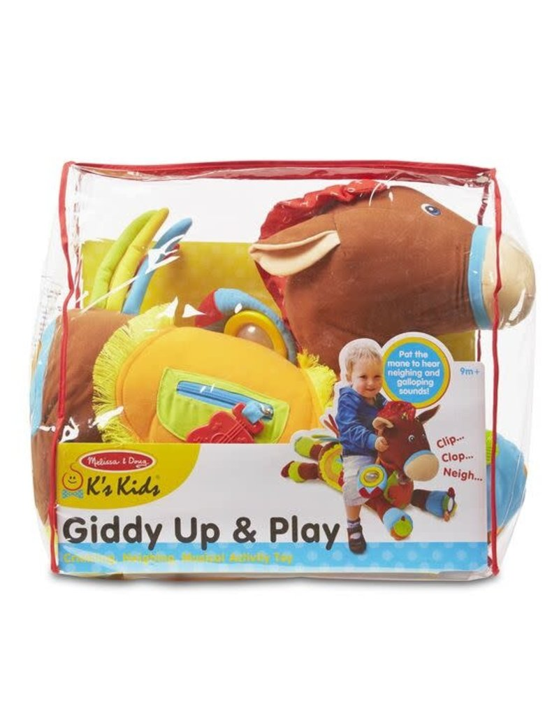 Giddy-Up & Play