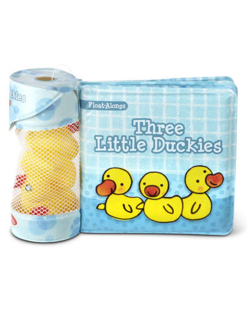 Three Little Duckies Float Alongs