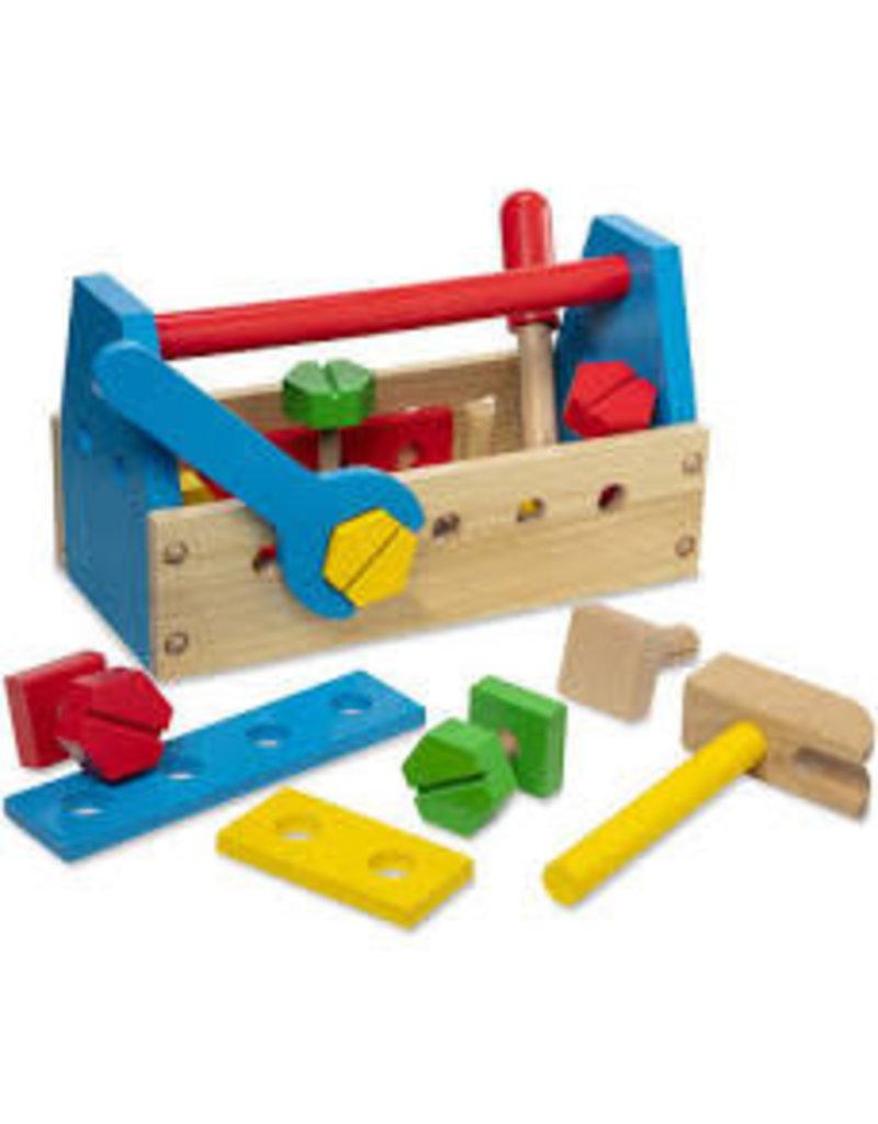 Jumbo Wooden Tool Kit