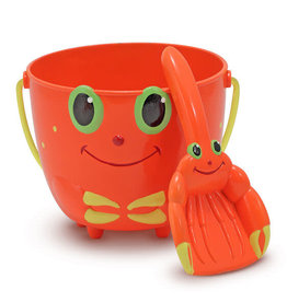 *Clicker Crab Pail and Scoop