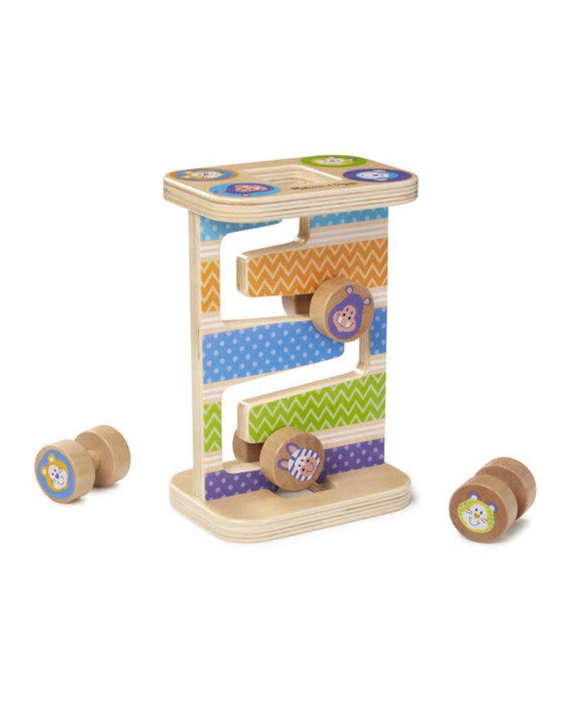 First Play Safari Zig-Zag Tower