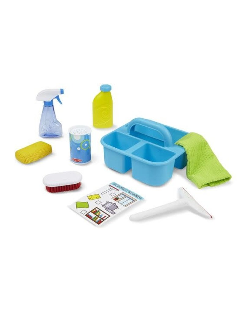 Let's Play House! Spray, Squirt & Squeege Set of 4