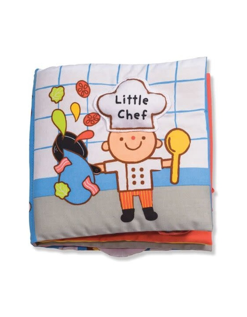 Little Chef Soft Book