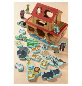 *Noah's Ark Play Set