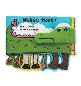 Whose Feet? Soft Book