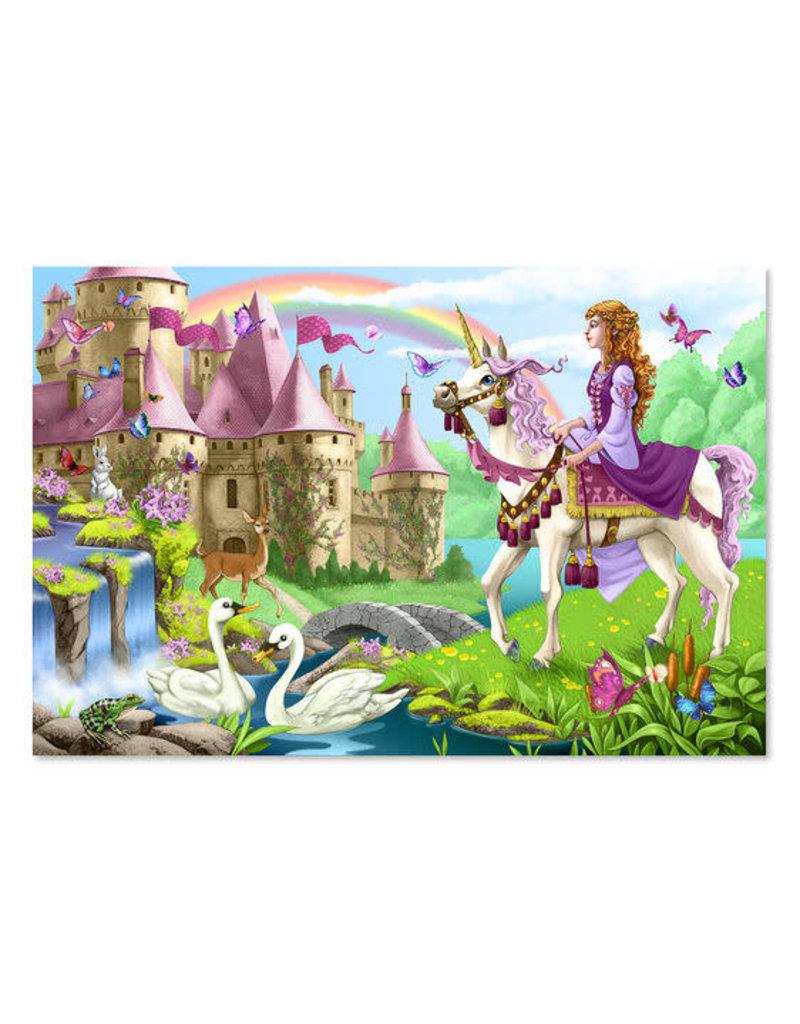 Fairy Tale Castle Floor (48 pc)