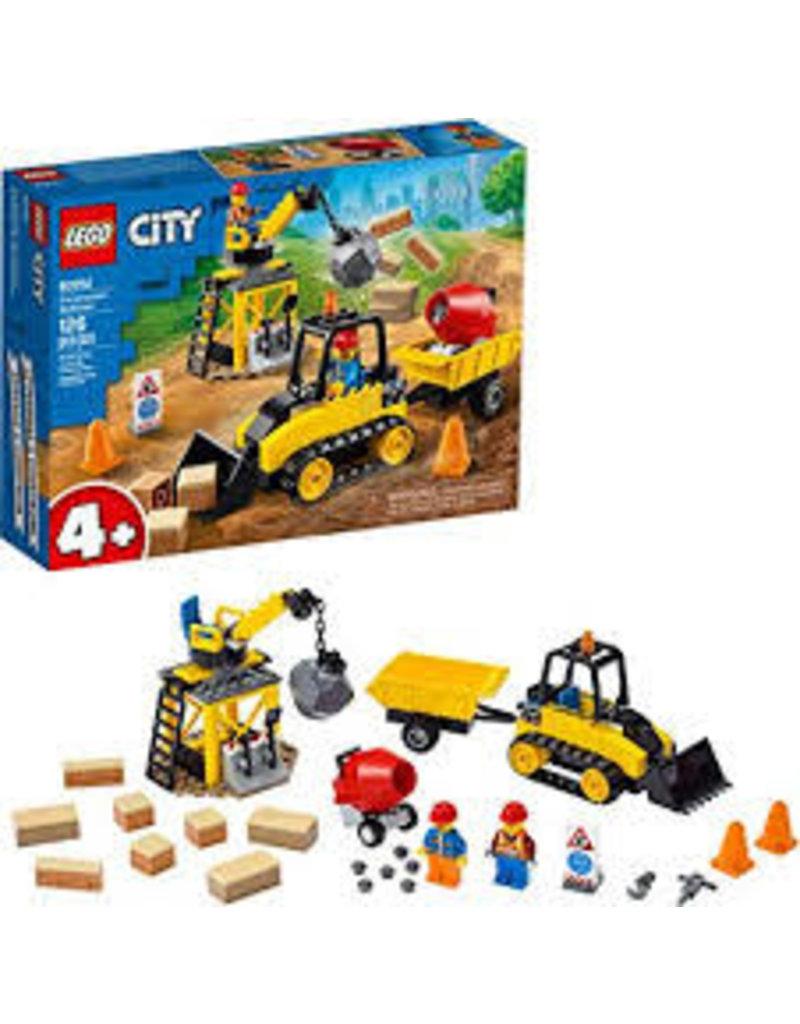 LEGO City Great Vehicles Construction Bulldozer