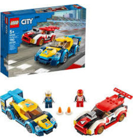 LEGO City Turbo Wheels Racing Cars