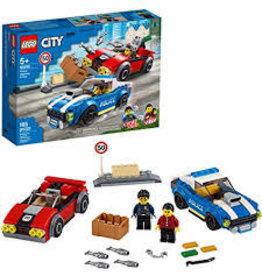 LEGO City Police Police Highway Arrest