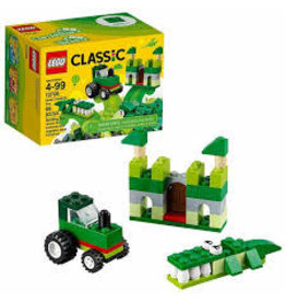 LEGO Classic Creative Green Bricks