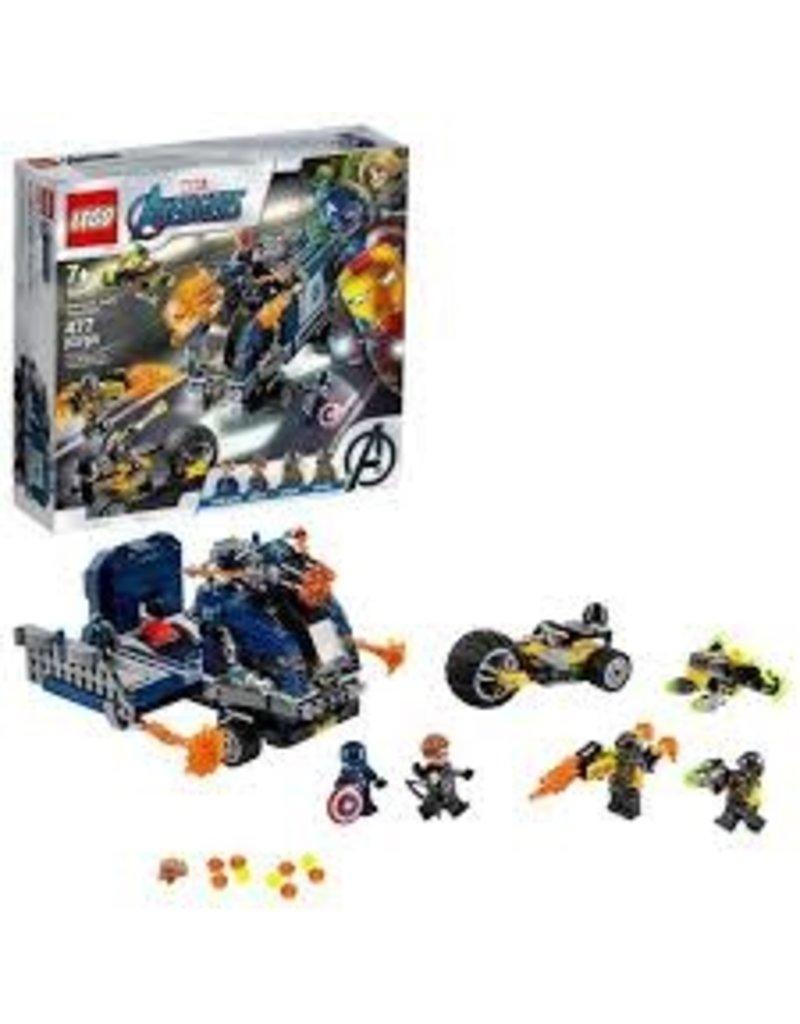 LEGO Super Heroes Avenges Truck Take-down