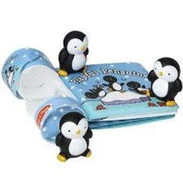 Playful Penguins Float Alongs