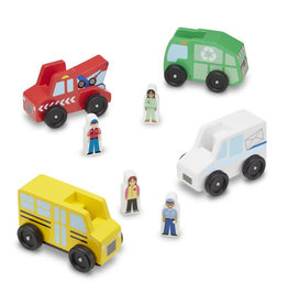 *Community Vehicle Set
