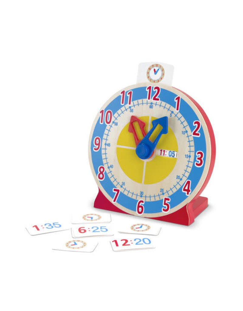 Turn & Tell Clock