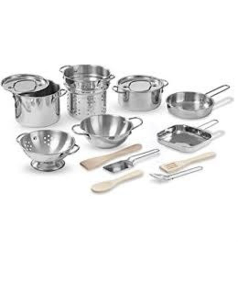 Let's Play House! Stainless Steel Deluxe