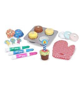 Bake & Decorate Cupcake Set