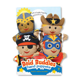 *Bold Buddies Hand Puppets