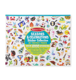 Celebrations, Seasons and More Sticker Collection