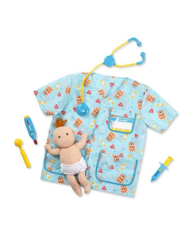 Pediatric Nurse Role Play Set