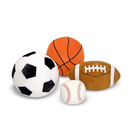 "Sports ""Throw"" Pillows"