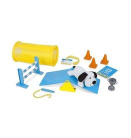 *Tricks & Training Puppy School Play Set