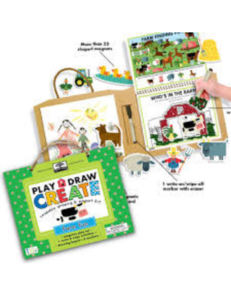 *Play Draw Create Farm