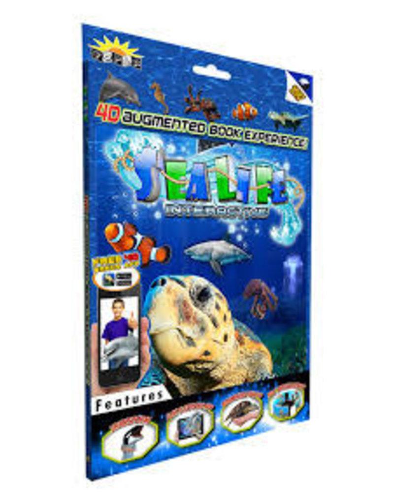 Sea Life Smart Book